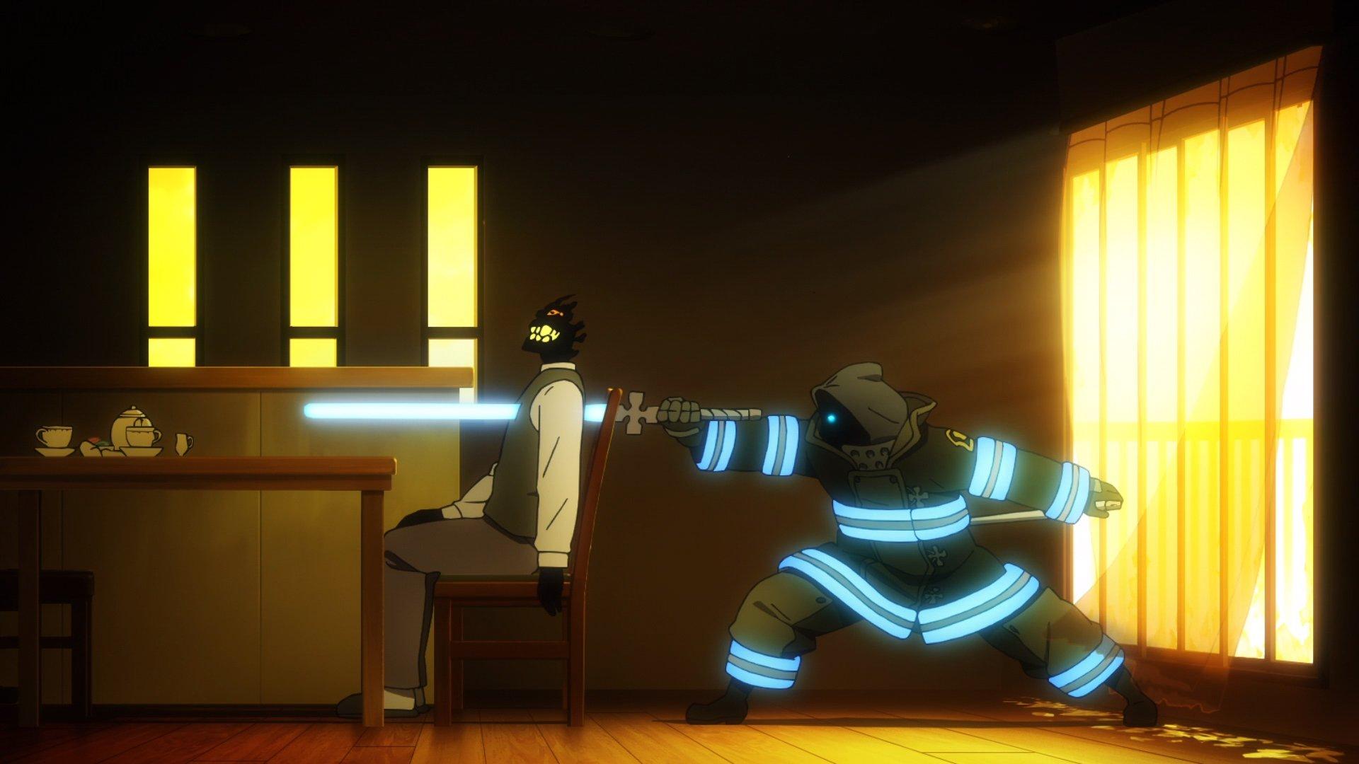 Fire Force Primeira Temporada Review 3