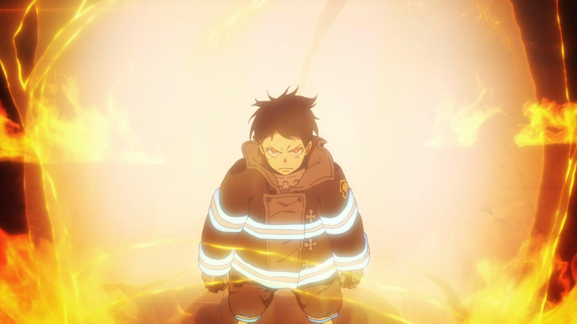 Fire Force Primeira Temporada Review 5