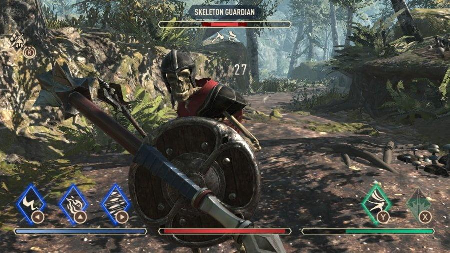 The Elder Scrolls: Blades Review - Screenshot 4 of 6