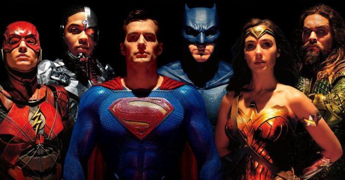 Versão Snyder cut da Liga da Justiça pode ser transmitido na HBO Max