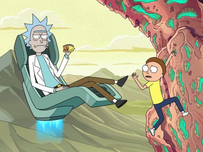 Rick and Morty Escritor revela ótimas notícias sobre nova temporada