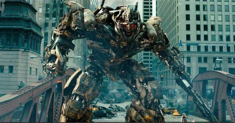 Megatron se tornará Galvatron no reboot de Transformers