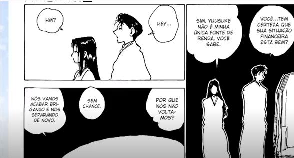 Yu Yu Hakusho 10 cuiriosidades e diferenças entre o anime e o mangá 10