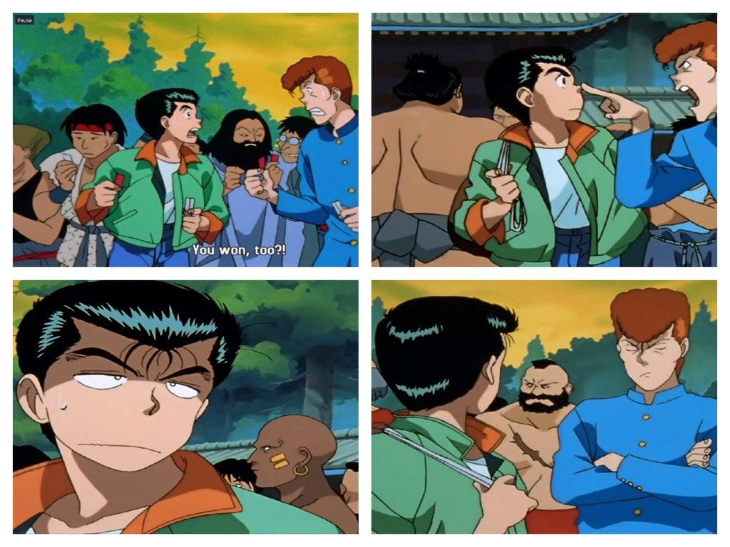 Yu Yu Hakusho 10 cuiriosidades e diferenças entre o anime e o mangá 3