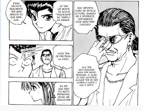 Yu Yu Hakusho 10 cuiriosidades e diferenças entre o anime e o mangá 14