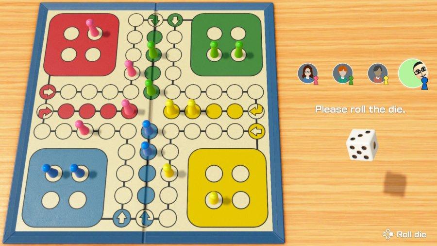 Clubhouse Games: 51 Worldwide Classics Review - Captura de tela 5 de 6