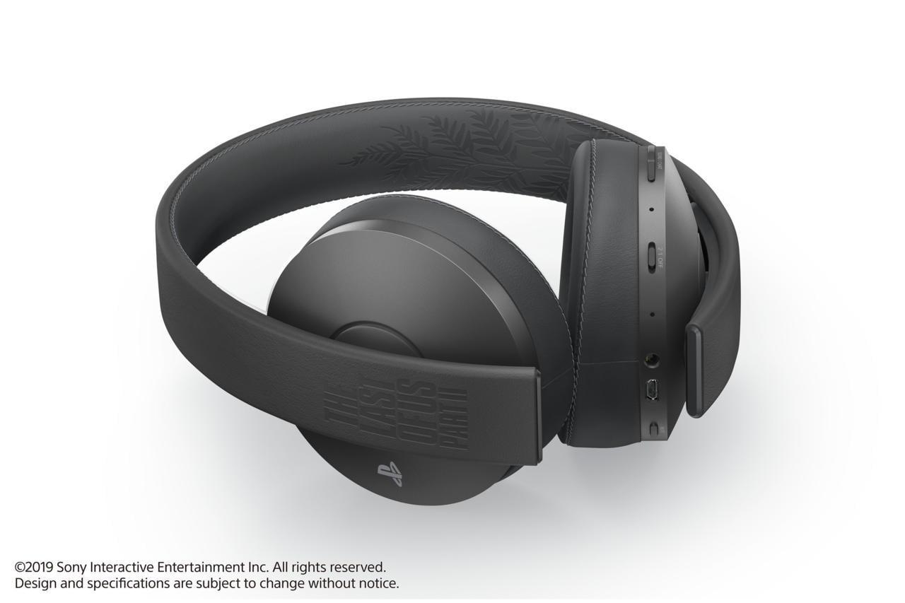 Fone de ouvido sem fio Ouro de Edição Limitada