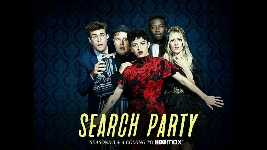 Search Party 3ª Temporada